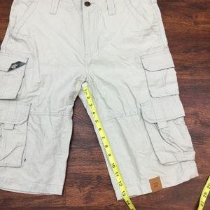 urban pipeline Shorts - URBAN PIPELINE Men's NEW Beige Casual Cargo Shorts